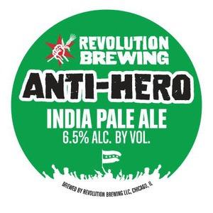 Revolution Brewing Anti-hero