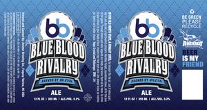 Aviator Brewing Company Blue Blood Rivalry
