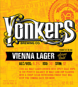 Image result for yonkers vienna lager pic