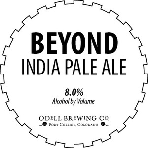 Odell Brewing Company Beyond IPA