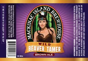 Saugatuck Brewing Company Wild Beaver Tamer