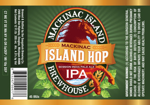 Saugatuck Brewing Company Island Hop