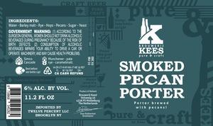 Kees Smoked Pecan Porter