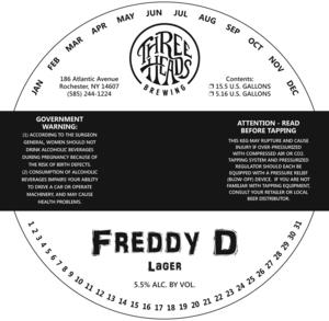 Freddy D Lager