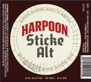 Harpoon Sticke