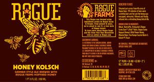 Rogue Honey Kolsch