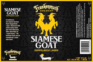 Frankenmuth Siamese Goat Doppelbock