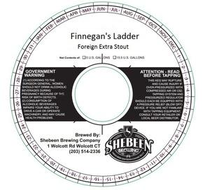 Shebeen Brewing Company Finnegan's Ladder
