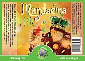 Saugatuck Brewing Company Mandarina