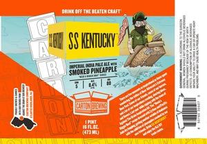 Carton Brewing Co. Ss-kentucky