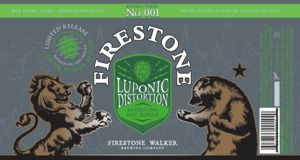 Firestone Walker Brewing Company Luponic Distortion
