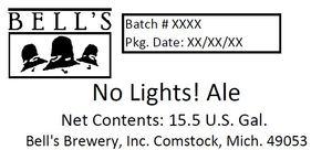 Bell's No Lights!