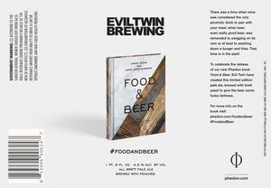Evil Twin Brewing Food & Beer