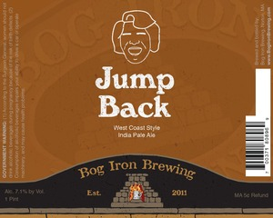 Bog Iron Brewing Jump Back