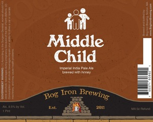 Bog Iron Brewing Middle Child