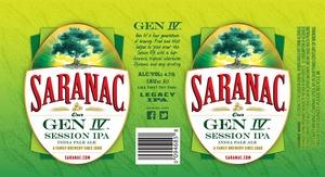 Saranac Gen Iv