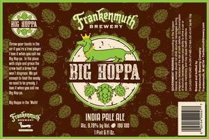 Frankenmuth Big Hoppa