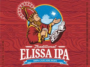 Saint Arnold Brewing Company Elissa IPA