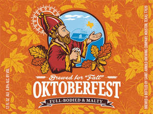 Saint Arnold Brewing Company Oktoberfest