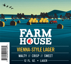 Long Trail Brewing Company Farmhouse Vienna-style Lager