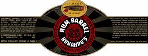 Rum Barrel Hunahpu's Rum Barrel Hunahpu's Imperial Stout