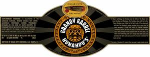 Brandy Barrel Hunahpu's Brandy Barrel Hunahpu's Imperial Stout