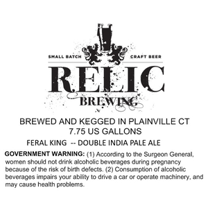 Relic Brewing Feral King