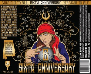6th Anniversary Ale