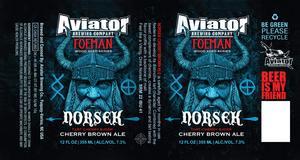 Aviator Brewing Company Norsek