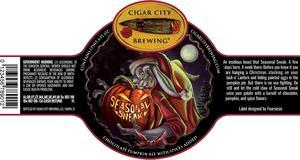 Cigar City Brewing Seasonal Sneak