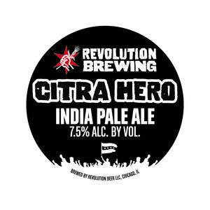Revolution Brewing Citra Hero