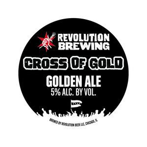 Revolution Brewing Cross Of Gold
