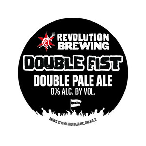 Revolution Brewing Double Fist
