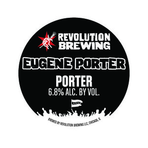 Revolution Brewing Eugene Porter