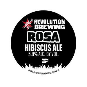 Revolution Brewing Rosa