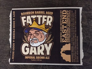 East End Brewing Company Fatter Gary