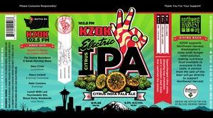 Bellevue Brewing Company Kzok Electric Citrus IPA