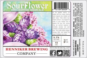 Henniker Brewing Company Sourflower