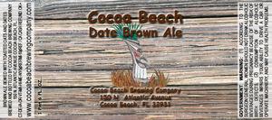 Cocoa Beach Date Brown