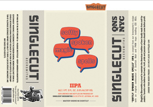 Softly Spoken Magic Spells Iipa
