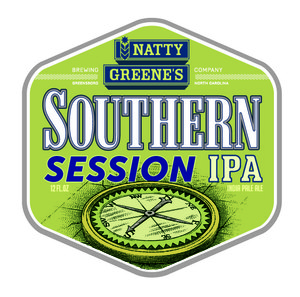 Natty Greene's Brewing Co. Southern Session IPA