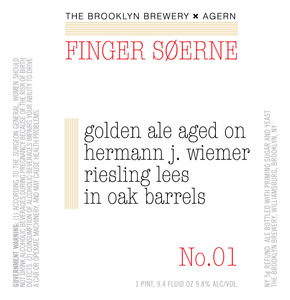 Brooklyn Finger Soerne