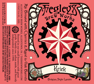 Fegley's Brew Works Kriek