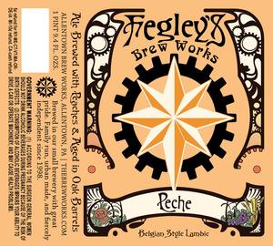 Fegley's Brew Works Peche