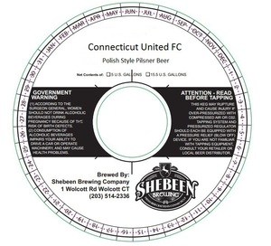 Shebeen Brewing Company Connecticut United Fc