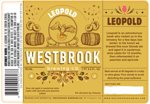 Westbrook Brewing Company Leopold