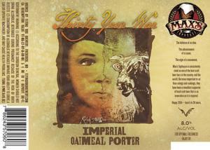 Flying Dog Thirty Year War Imperial Oatmeal Porter
