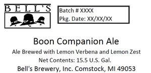 Bell's Boon Companion