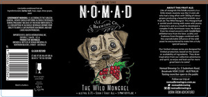 Nomad Brewing Co. The Wild Mongrel