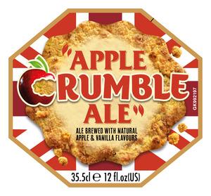 Morland Apple Crumble